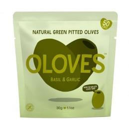 Olives assaisonnés au...