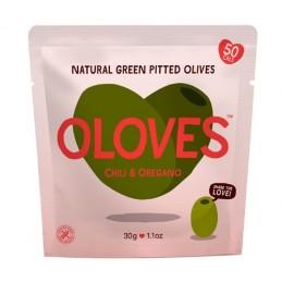 Olives assaisonnés au Chili...