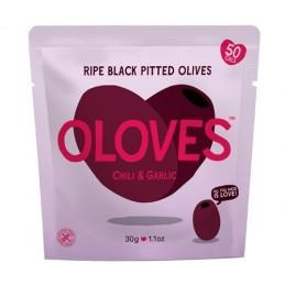 Olives noir assaisonnés et...