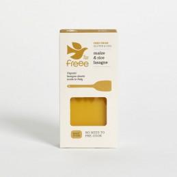 Lasagne à base de maïs et...