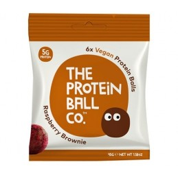 Energy Ball Brownie à la...