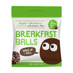 Energy Ball Pomme & Myrtille