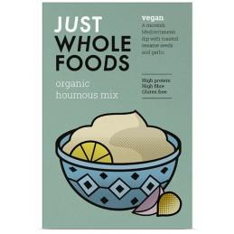 Préparation de Houmous Biologique - Just Wholefoods