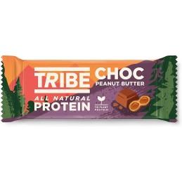 Barre protéinée Chocolat & beurre de cacahuètes - Tribe