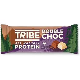 Barre protéinée double chocolats - Tribe