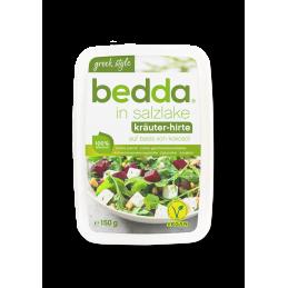 """Vromage spécialité en saumure """"type feta aux herbes"""" - Bedda"""