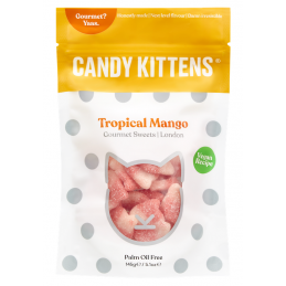 Bonbons TROPICAL MANGO 145gr - Candy Kittens