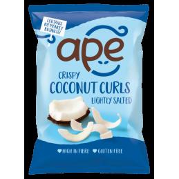 Chips de Noix de Coco Salées