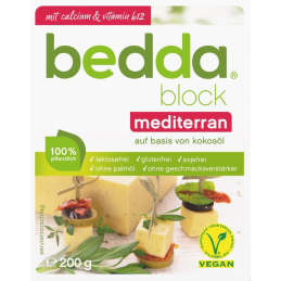 Vromage  block mediterran - Bedda
