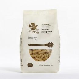 Pâtes Tortiglioni de riz brun biologique sans gluten - Doves Farm