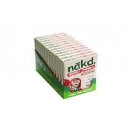 Nakd Avoine Fruits Rouges x 48