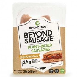 Saucisses Beyond Sausage 4 x 2pc