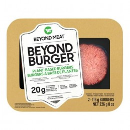 Steak Beyond Meat 113g X 4 barquettes de 2 steak