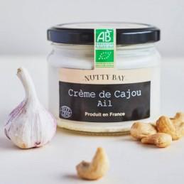 Suprême de Cajou & ail Bio - Nutty Bay