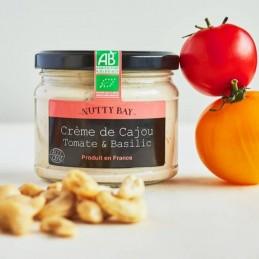 Suprême de Cajou Tomate & Basilic Bio - Nutty Bay