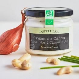 suprême de Cajou échalote & ciboulette Bio - Nutty Bay