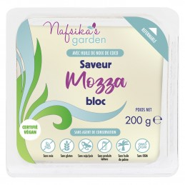 Bloc Mozza Vegan 200gr -...