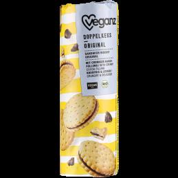 Biscuits Fourrés Bio Goût Cacao Original - Veganz