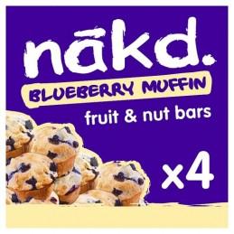 Barre Nakd Blueberry Muffin...