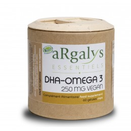 Complément DHA Oméga 3