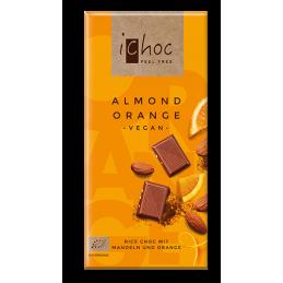Chocolat Amande Orange BIO