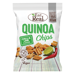 Chips de Quinoa Chilli et...