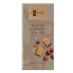 Chocolat au Nougat Blanc...