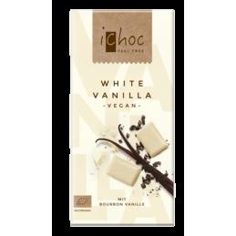 Chocolat Blanc à la Vanille
