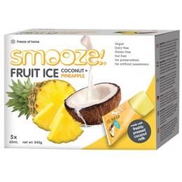 Glace Smooze Coco Ananas...