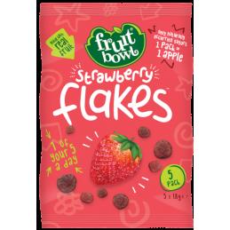 Flocons de fraises - Fruit...