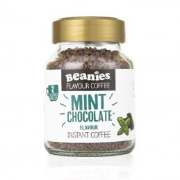 Café aromatisé menthe chocolat