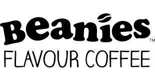 Logo beanies caffe soluble instantané
