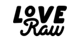 love raw logo
