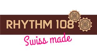 rythm 108 logo