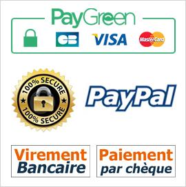 Modes de paiements